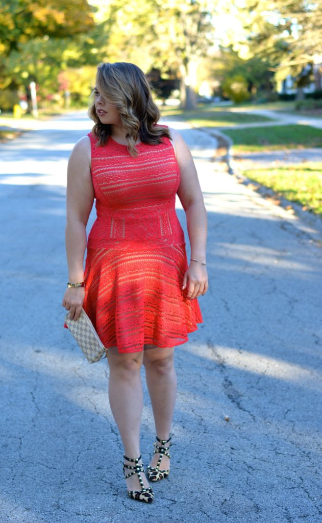 red lace dress 6