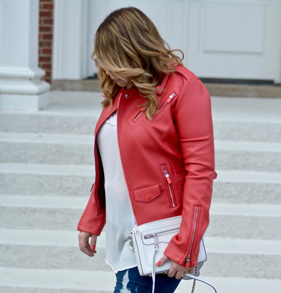 red leather jacket 8