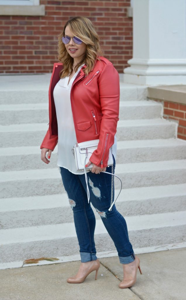 red leather jacket 9