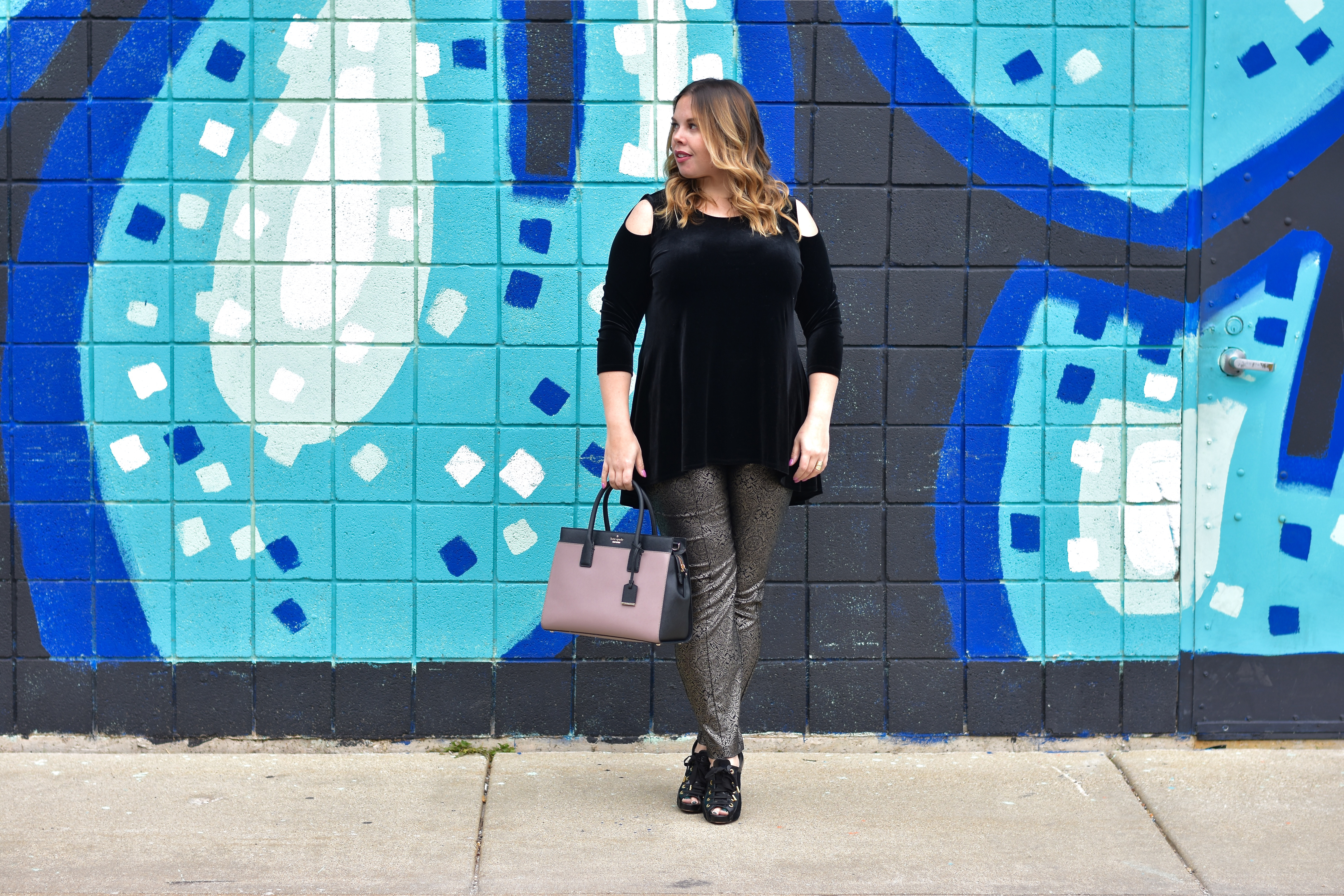 workwear wednesday: holiday party