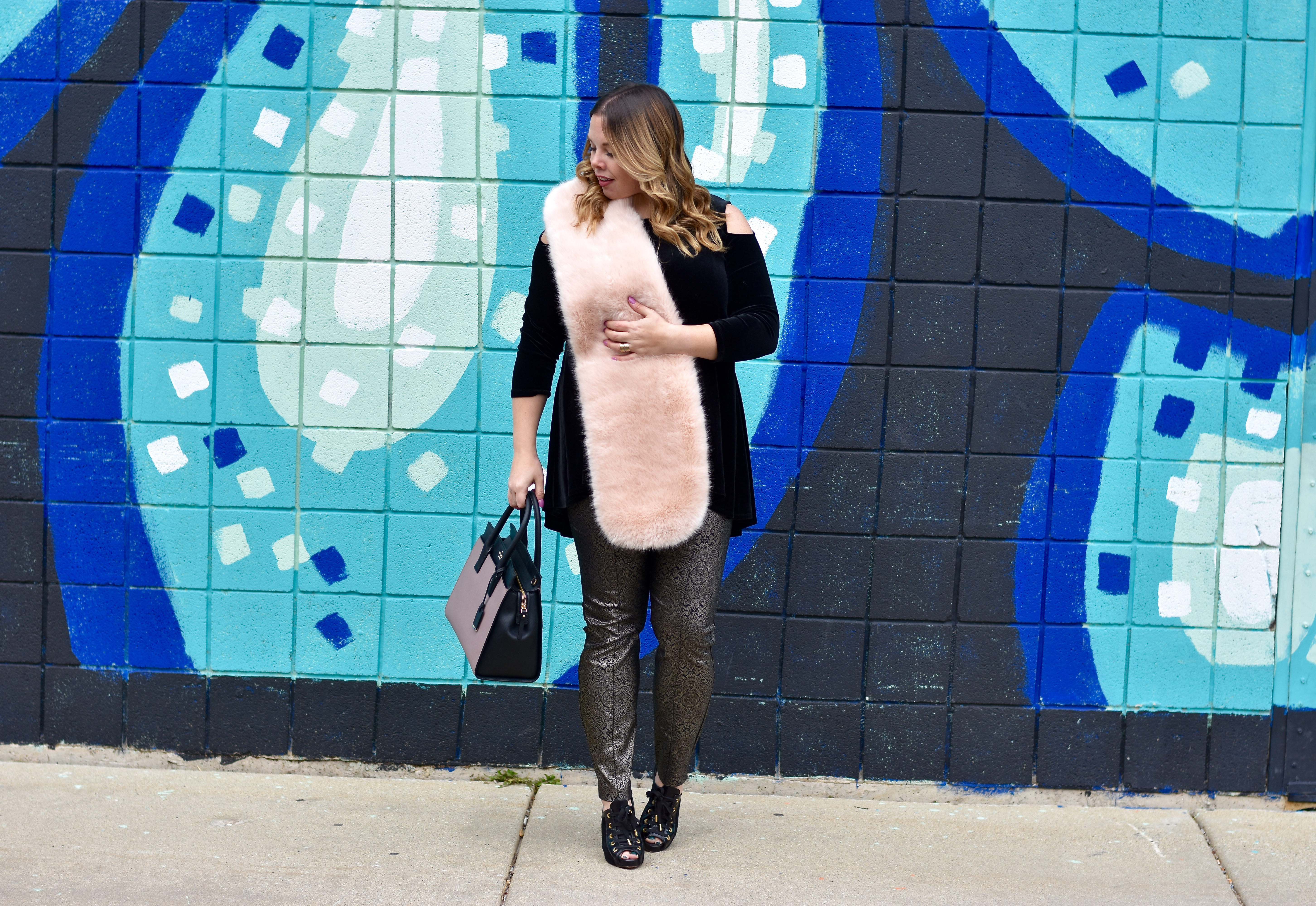 workwear wednesday: holiday party 6