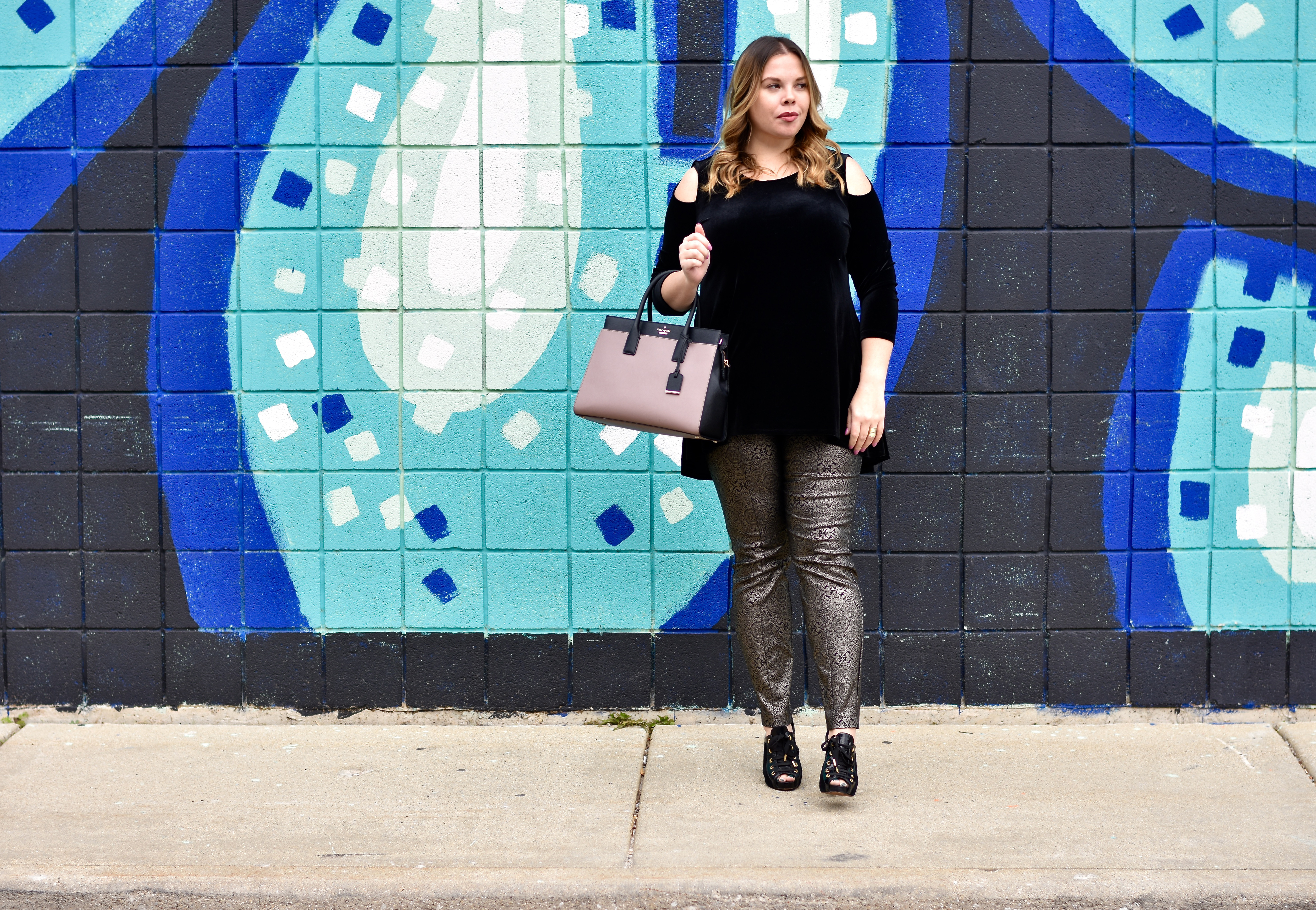 workwear wednesday: holiday party 4