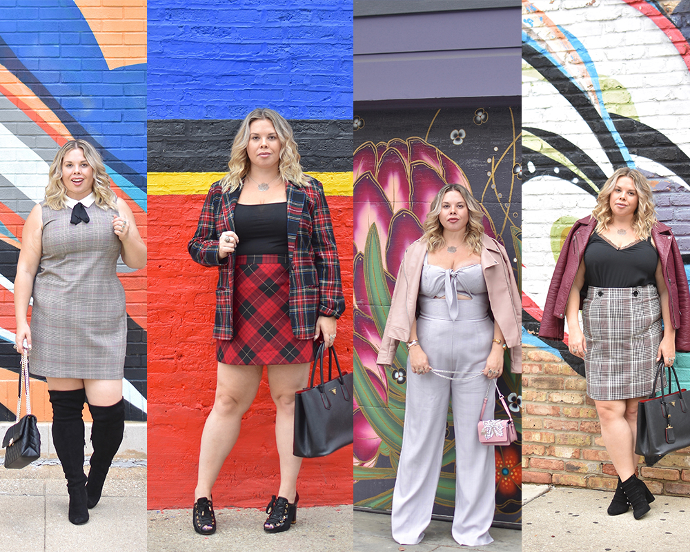 Different Ways To Wear Plaid This Fall