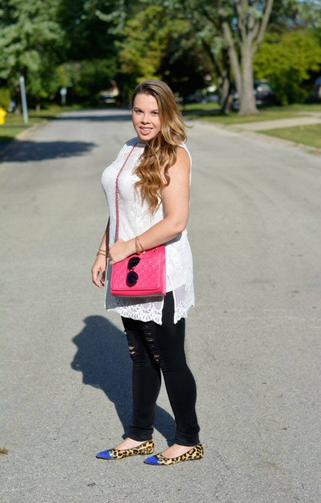 lace tunic top 2