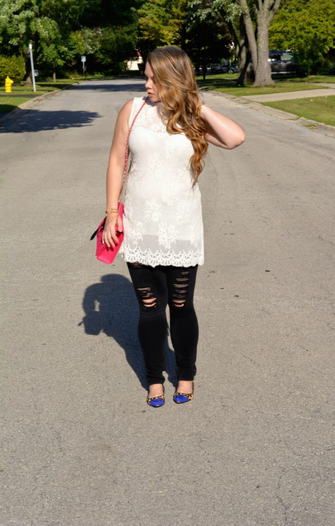 lace tunic top 3