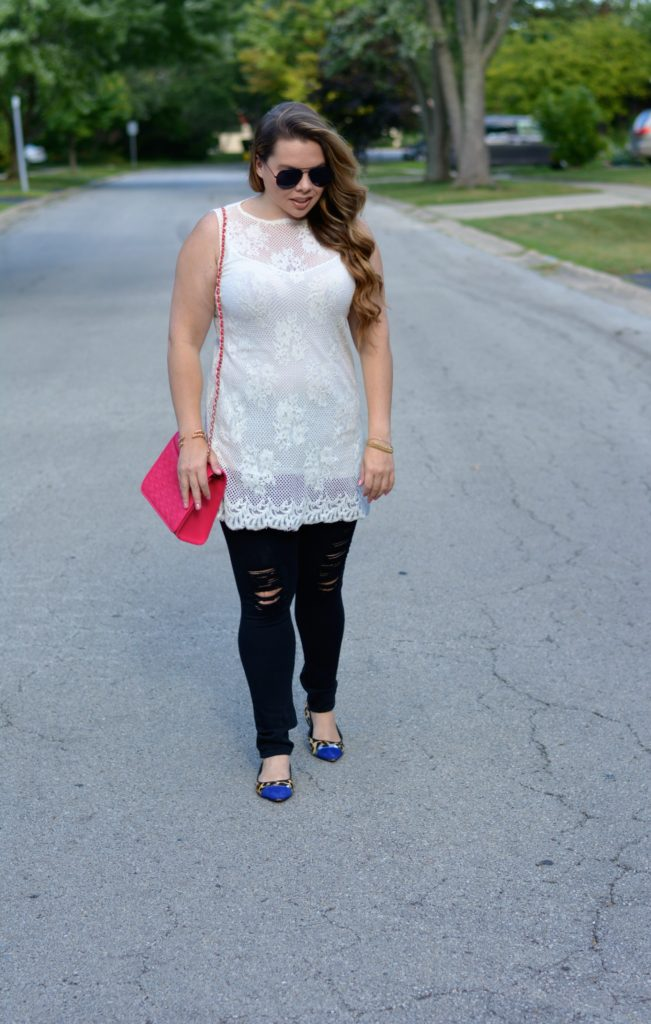 lace tunic top 4