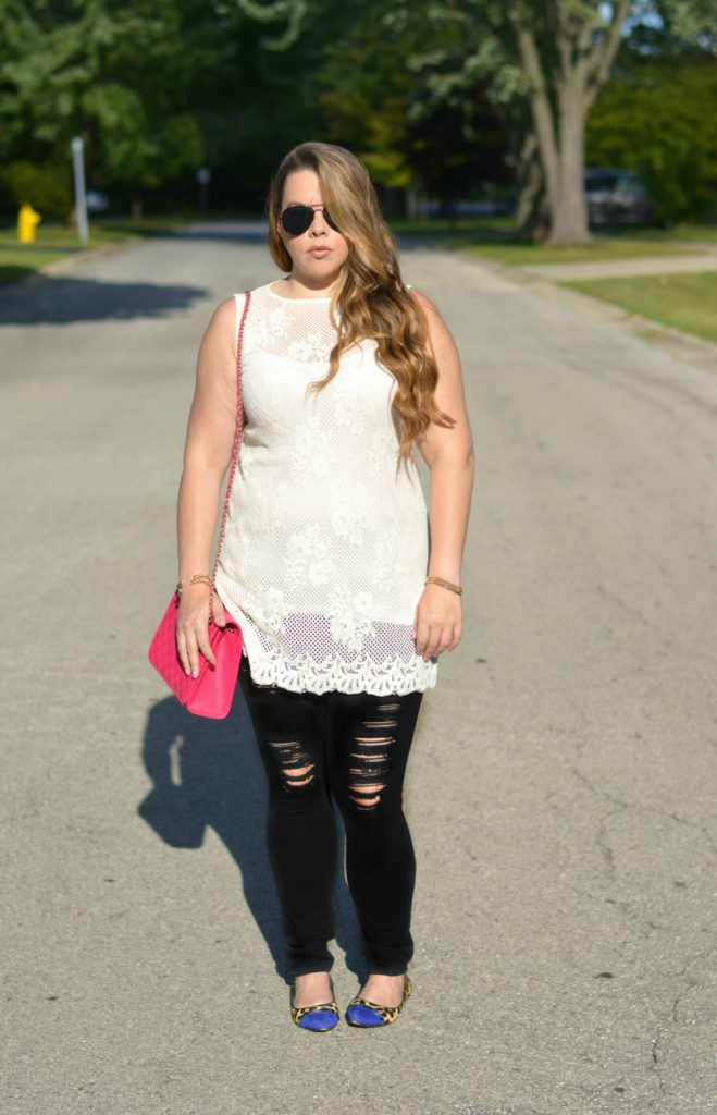 lace tunic top 5