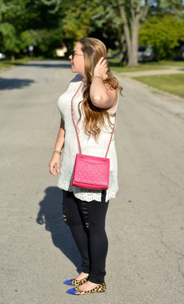 lace tunic top 6