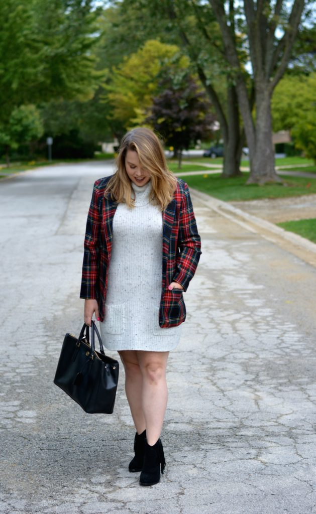 sleeveless sweater dress 2