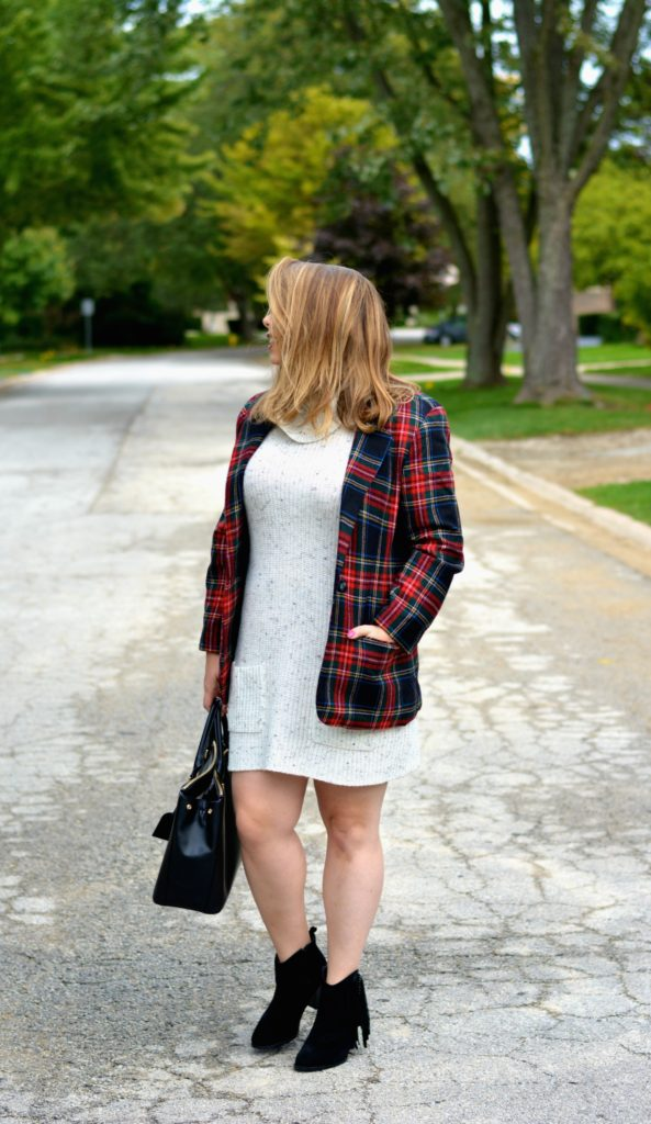 sleeveless sweater dress 4