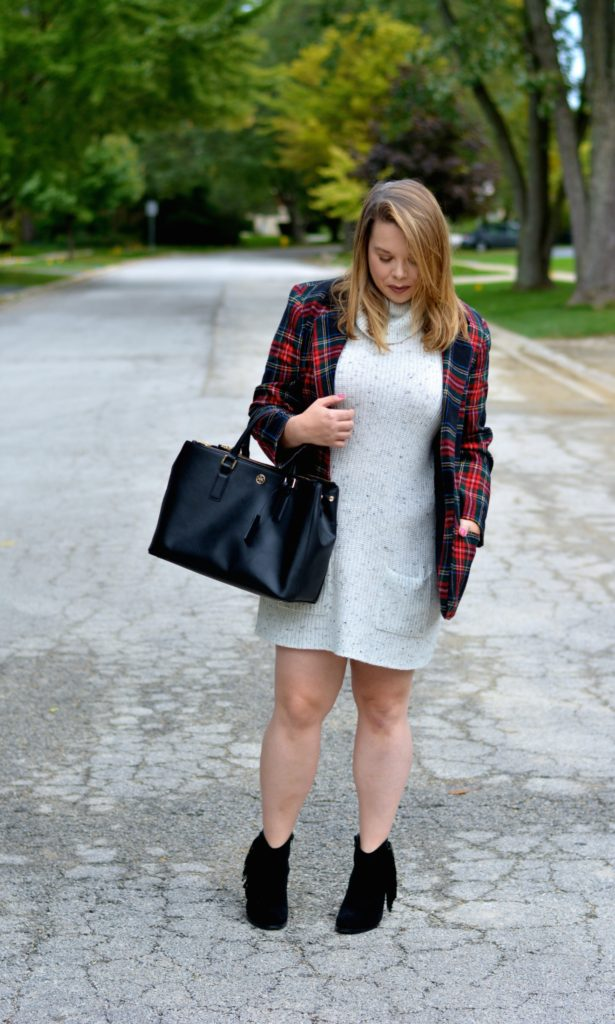sleeveless sweater dress 6