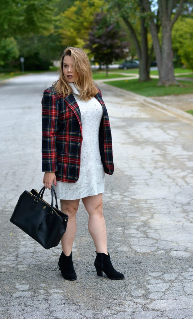 sleeveless sweater dress - Version 2