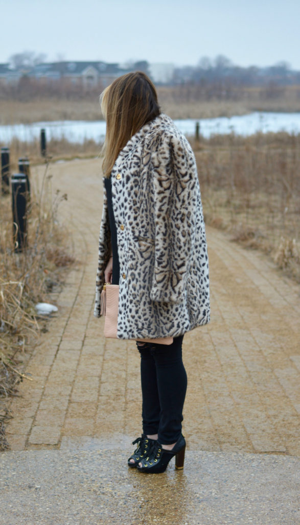 leopard faux fur coat 5