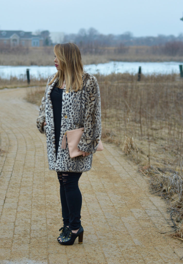 leopard faux fur coat 6