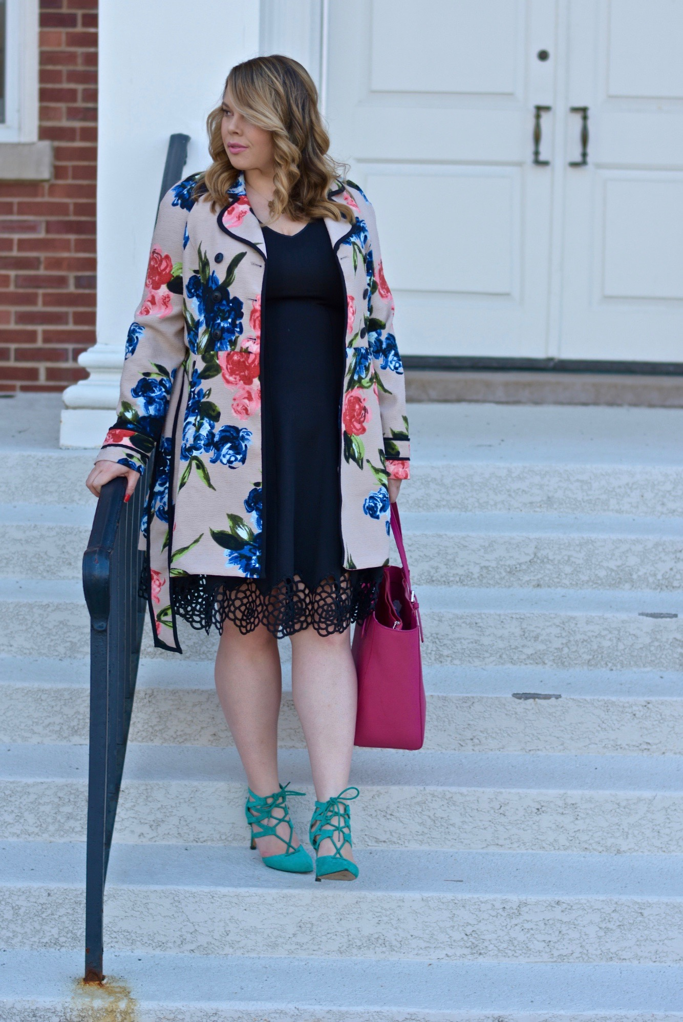 workwear wednesday- florals 5